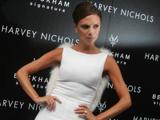 Victoria Beckham: 'I'm Not Pregnant' & 'Not Trying'