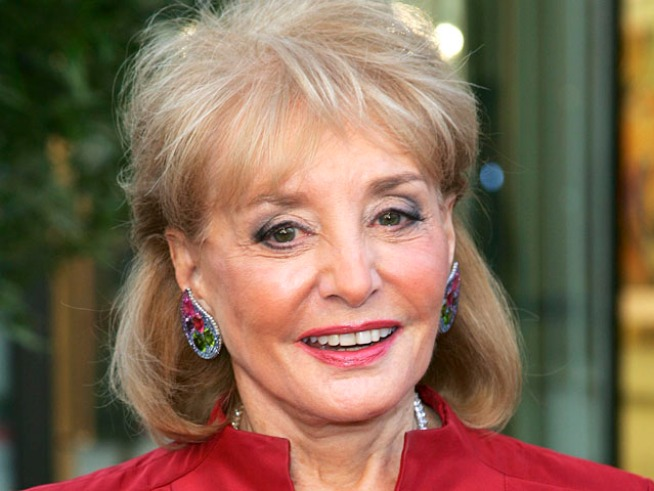 Barbara Walters: NBC Tried to Hire Me