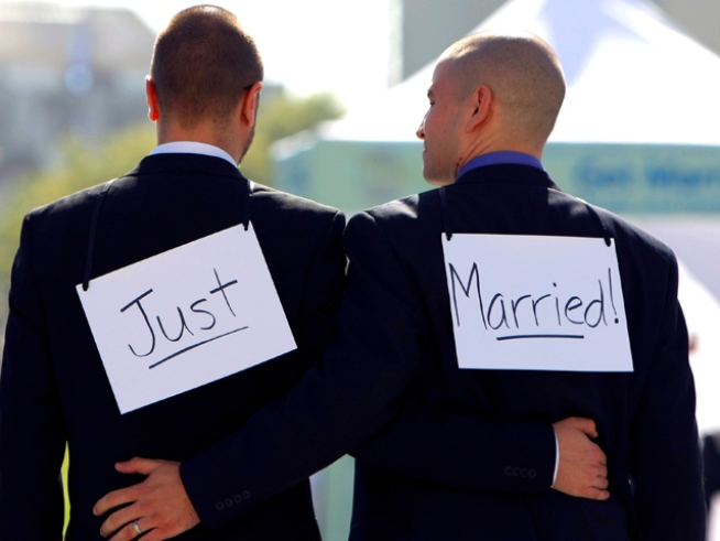 Top Court: Married Gay Couples Entitled to Benefits