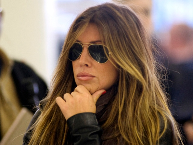 "Rachel Uchitel ""Will Not"" Strip Down for ""Playboy"""
