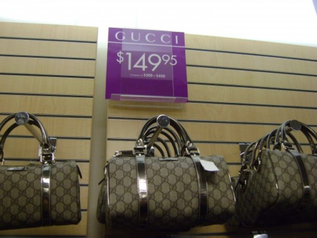 Above The Fray: A Gargantuan Gucci Rush At DSW