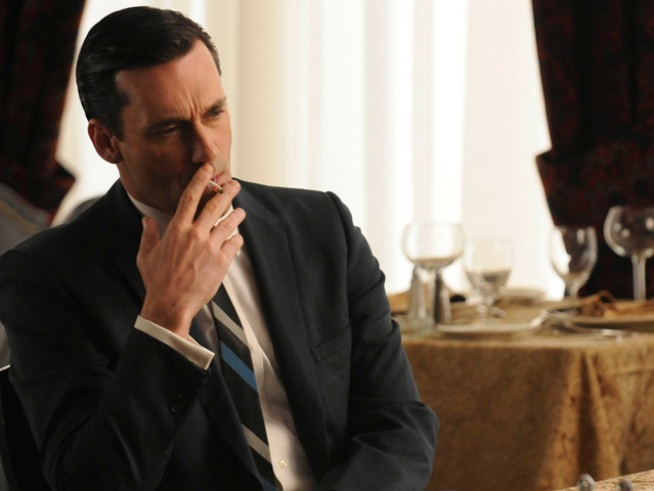 "Still Smoking: ""Mad Men"" Heats Up for Season Finale"