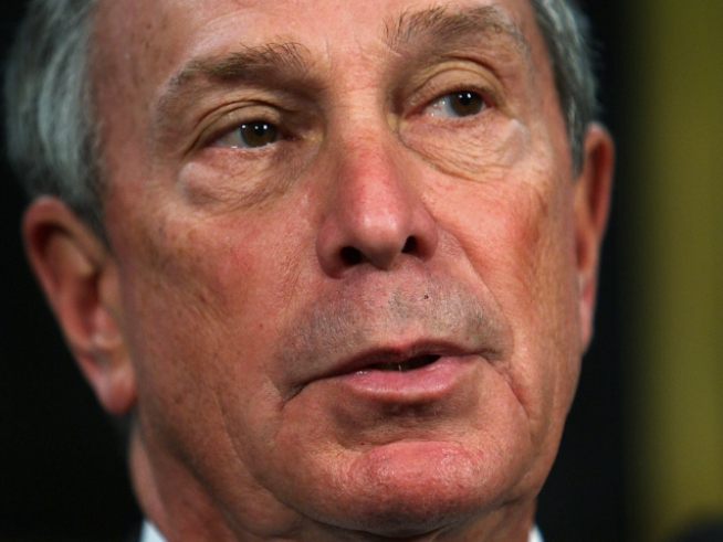 Bloomberg's Road to City Hall Paved with Money, Hubris