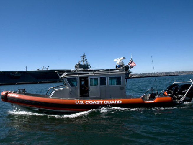 Schumer Vows to Fight Move of NY-Based Coast Guard Team