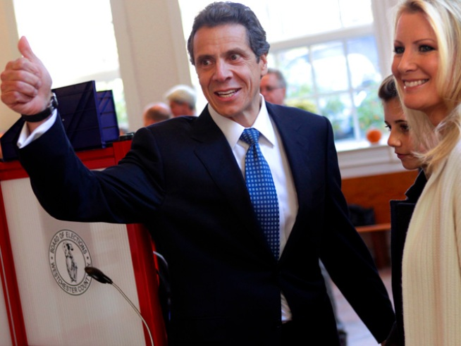 Cuomo's Fast Start: Asks Feds for $1.2 Bil for High-Speed Rail