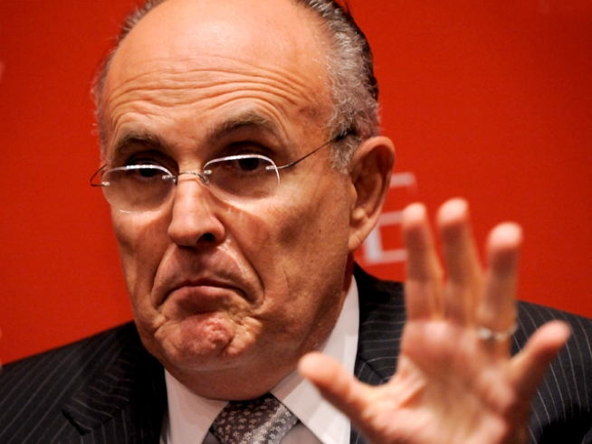"Giuliani: ""There's No Reason"" to Try KSM in New York"