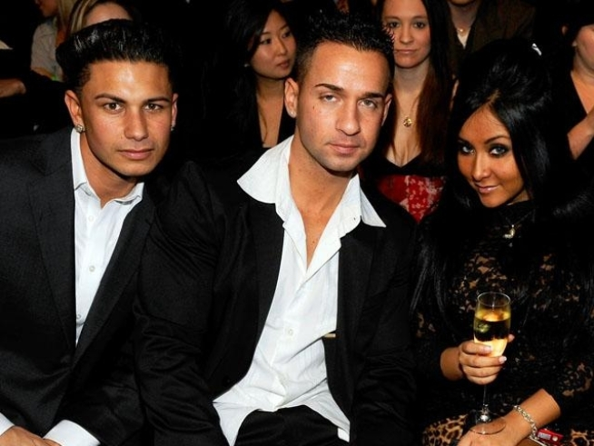 Snooki, Pauly D and The Situation respond to accusations that their show is offensive to the Italian-American community.