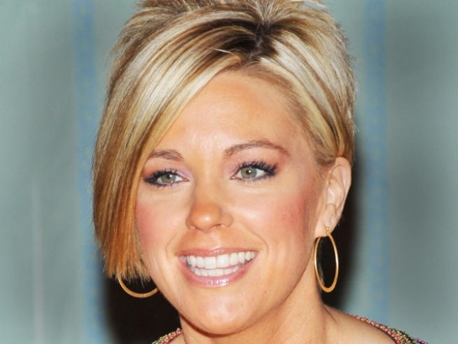 Kate Gosselin sits down to discuss her new book,