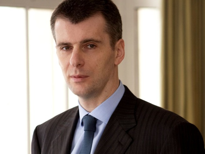 Russian Billionaire Mikhail Prokhorov Approved as Nets Owner