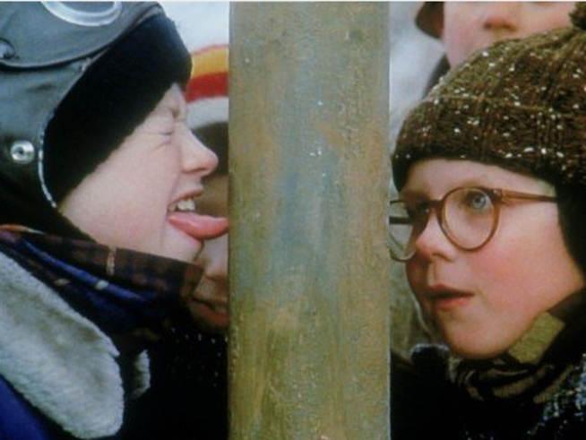 Kansas Boy Gets Tongue Stuck to Pole
