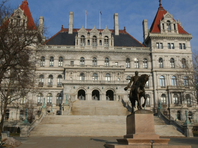 Albany Adopts Ethics Reforms, Gov Plans Veto