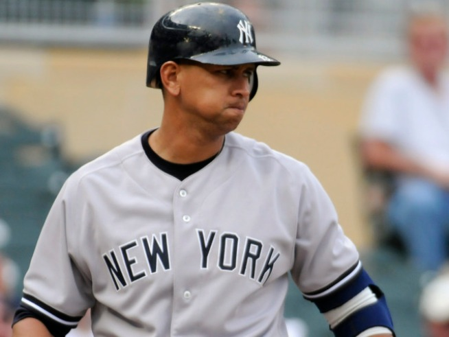 Hip Check for Alex Rodriguez Raises Concerns
