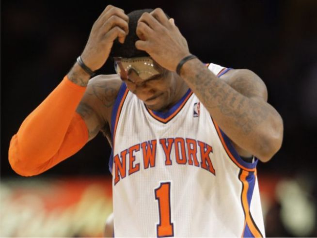 Another Winnable Home Game Becomes Another Knicks Loss
