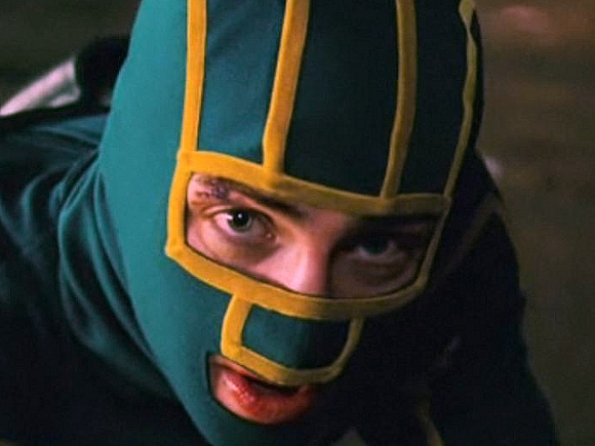 """Kick-Ass"" Tops at Box Office"