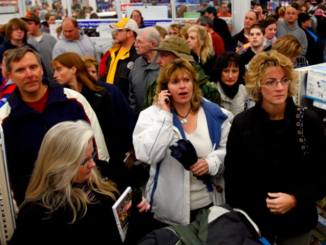 Black Friday a Dark One for Lux Retailers