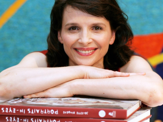 A Whole Lotta Juliette Binoche