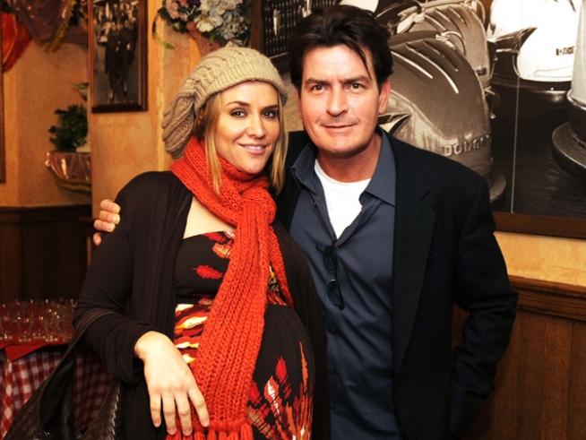 Charlie Sheen and Wife Headed to Counseling: Report