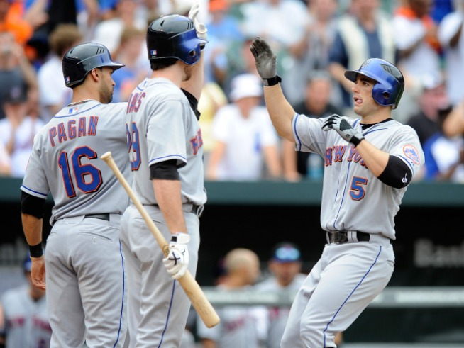 Baltimore Helps Mets Turn Into Road Warriors