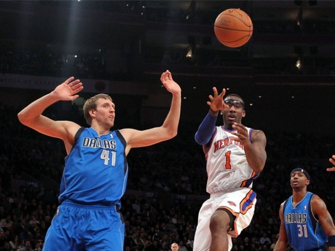 Knicks Crash and Burn in Attempt to Shoot Down Mavericks