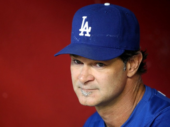 Torre Out; Mattingly In As Manager of the Los Angeles Dodgers