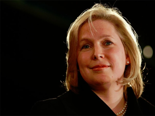 Gillibrand Easily Wins Primary Challenge