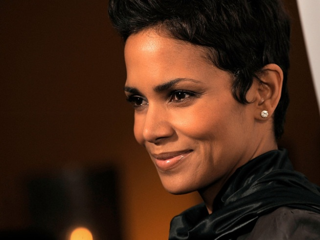 Halle Berry Opens Up About Family's Domestic Abuse