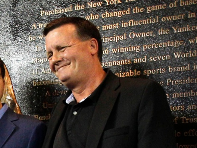 Hank Steinbrenner Rips Mansion-Building Yanks