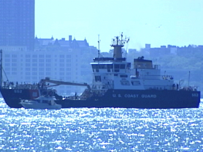 Coast Guard Plan for Oil Spill in NY Harbor