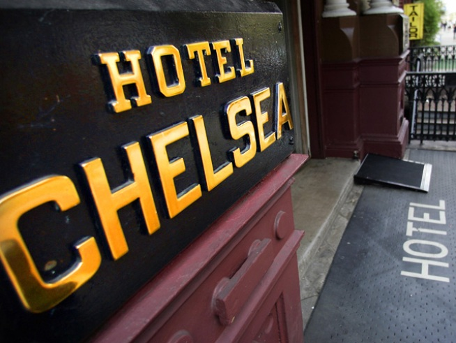 Ghost Sightings at the Hotel Chelsea