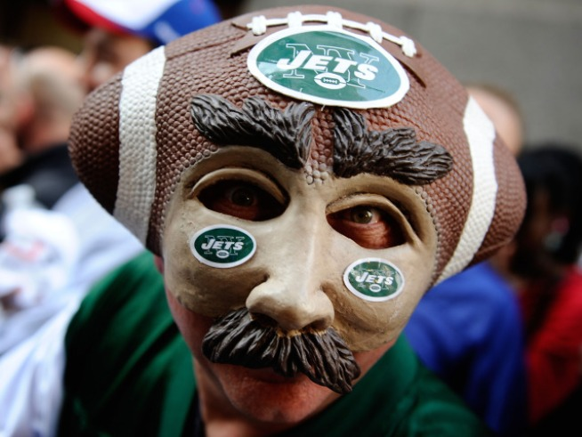 The Jets and Their Fans Aren't Seeing Eye to Eye These Days