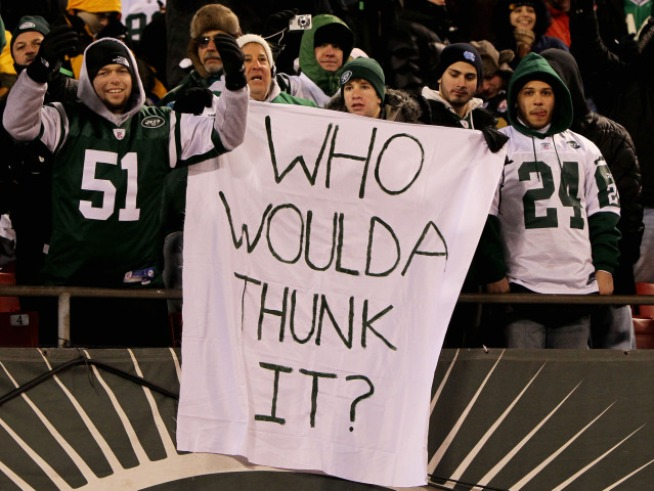The Jets 2009 Season in Pictures
