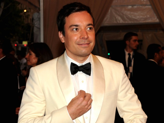 Jimmy Fallon Asks For Emmy Introduction Help, Via Tweet