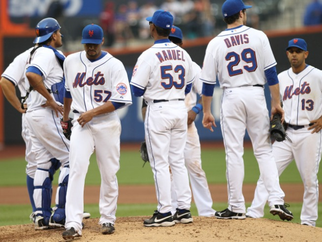 The Citi Field Winning Streak is Dead