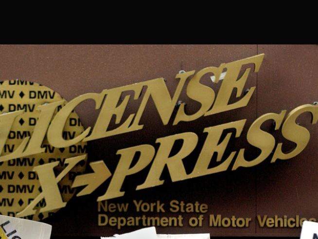 Woman Charged for Fake SUV Plates at DMV