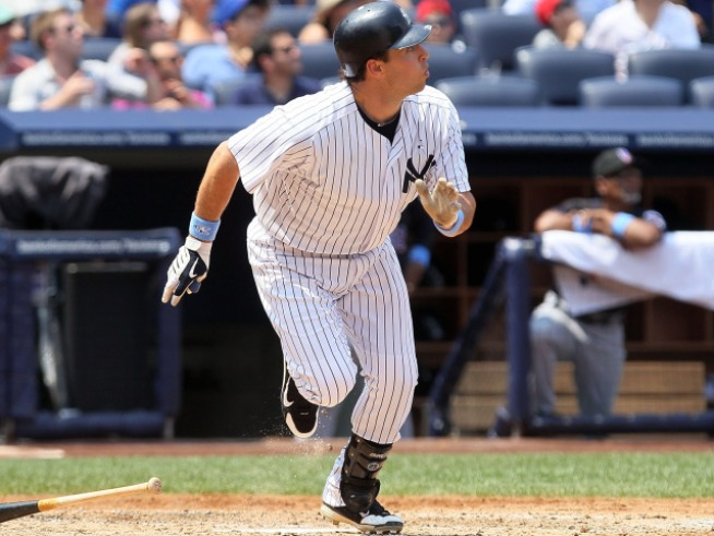 First-Place Yankees Greet First Day of Summer