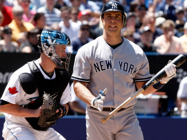 It's a Big Week for Mark Teixeira