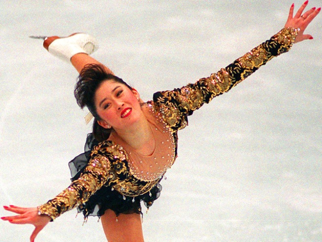 "Kristi Yamaguchi: Nancy Kerrigan ""Definitely Appreciates the Support"""