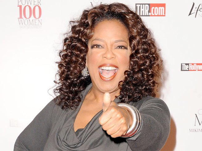 "Oprah Winfrey and Tyler Perry ""Push"" for ""Precious"""