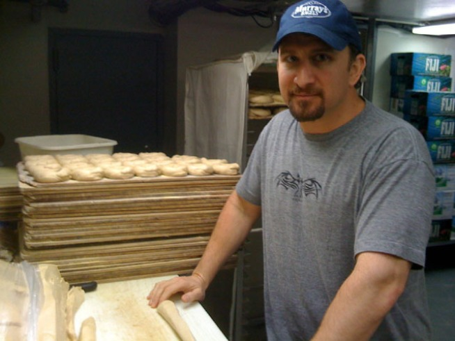 Golden Local: It's Murray's Bagels vs. Ess-a-Bagel