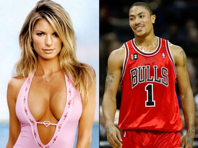 "Derrick Rose Gets ""Chicago's Sexiest Athlete"" Nom"