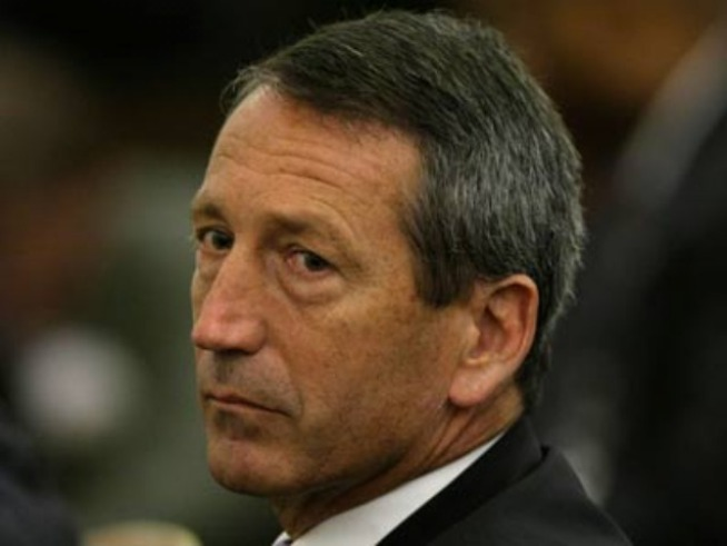 "Sanford Accused of Spreading ""Gay"" Rumor About Rival"