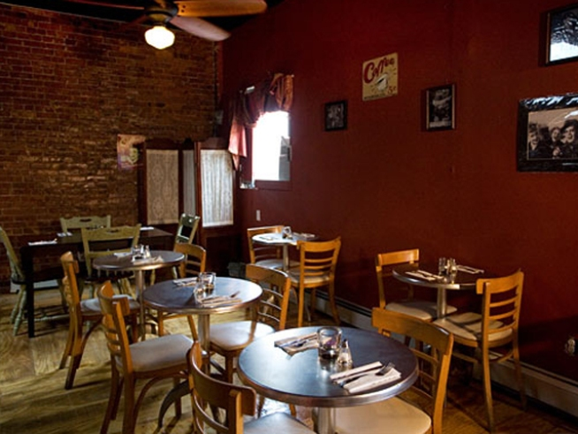 Inside Sarah James Speakeasy, Opening in Bed-Stuy Today!