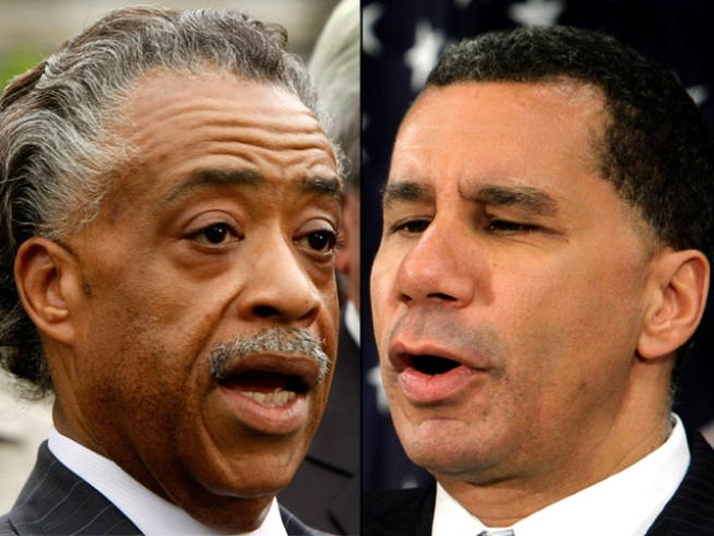 Sharpton, Black Leaders to Meet on Paterson's Fate