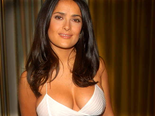 Salma Hayek Says No To Botox, Yes To Changing Her Name