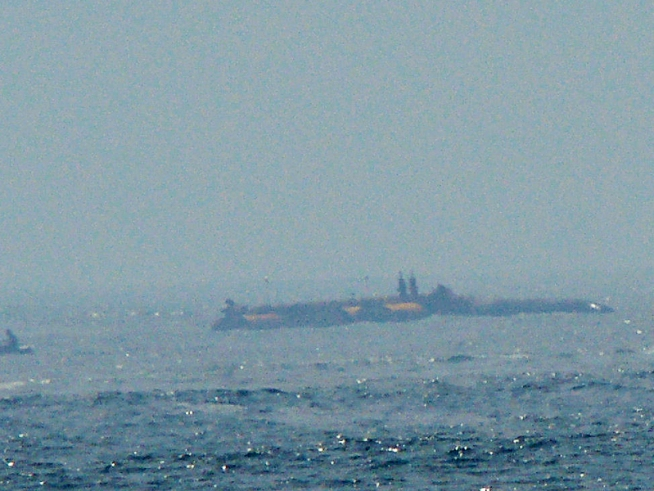 Is That a Russian Sub Lurking Off the Jersey Shore?