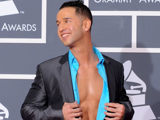 Tax Time Reveals 'Jersey Shore' Star Filed For Unemployment In '09
