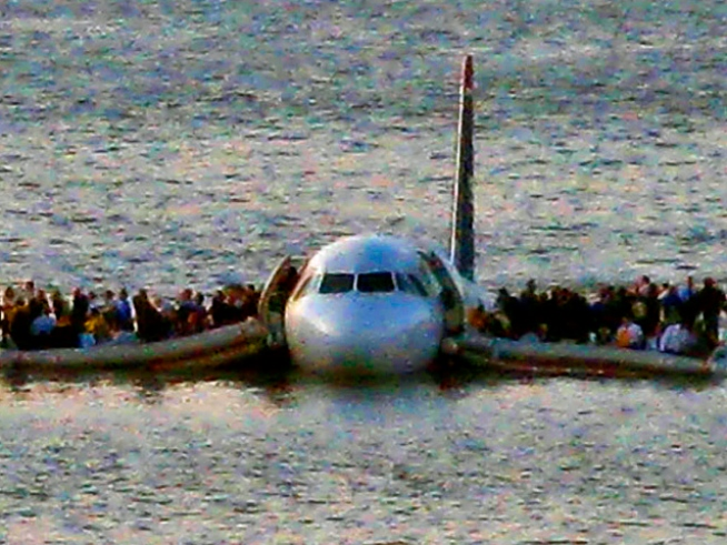 Survivors of the Miracle on the Hudson