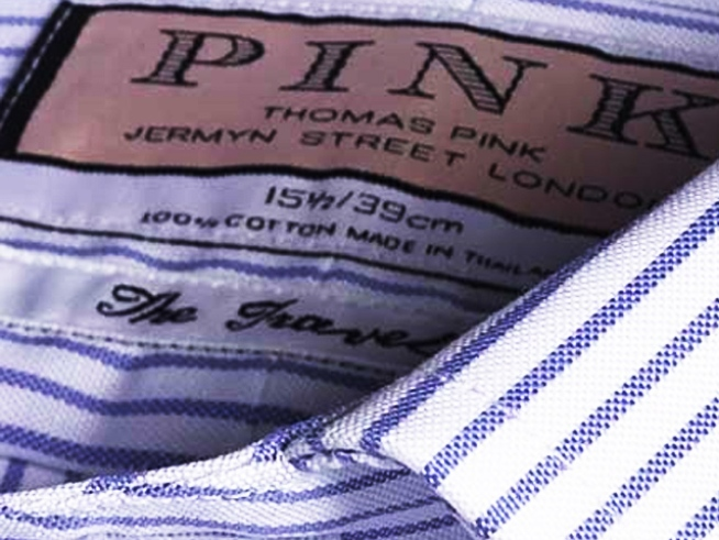 Who Wants a Free Thomas Pink Shirt?