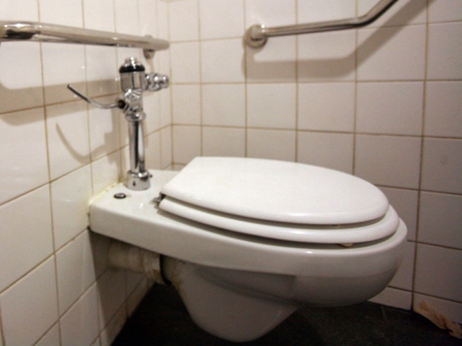 Woman Sues N.J. Town After Being Videotaped Using Toilet