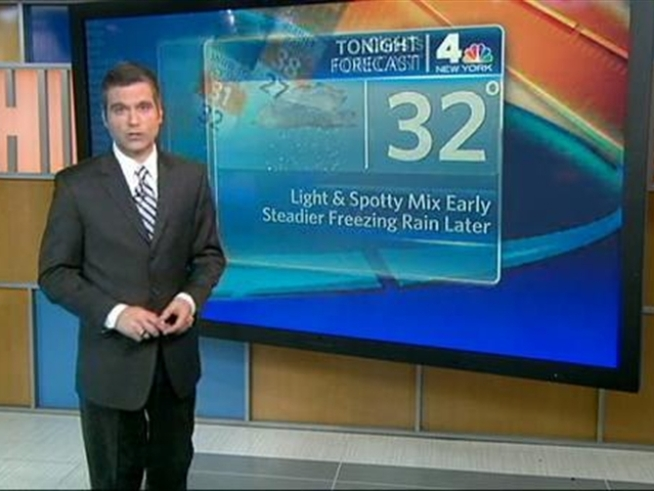 Get up to speed on the newest storm headed for the tri-state with the 2/1 noon forecast